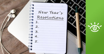 How to Stick to Your New Year's Resolution & Find that New Job